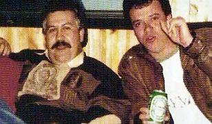 """""""Popeye"""" z Pablo Escobarem"""