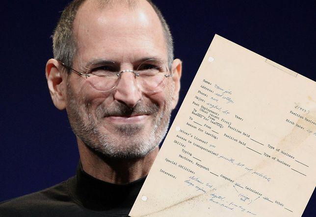 Przed stworzeniem firmy Apple Jobsowi wcale nie było łatwo
