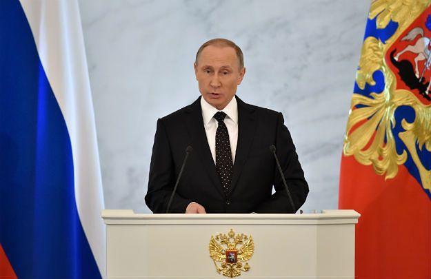 Orędzie Władimira Putina do narodu. Prezydent Rosji odgraża się Turcji