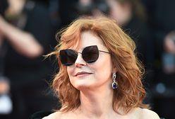 Dla Susan Sarandon wiek to tylko liczba. Aktorka znowu szokuje na czerwonym dywanie