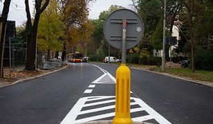 Warszawa. Modernizacja ulicy Saskiej. Pokazujemy postępy prac