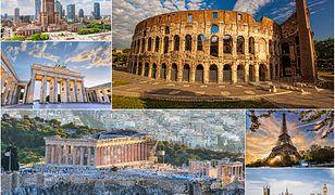 Budowle-symbole europejskich stolic