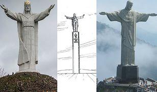 W Jaśle stanie gigantyczny pomnik Jezusa Chrystusa Króla Wszechświata