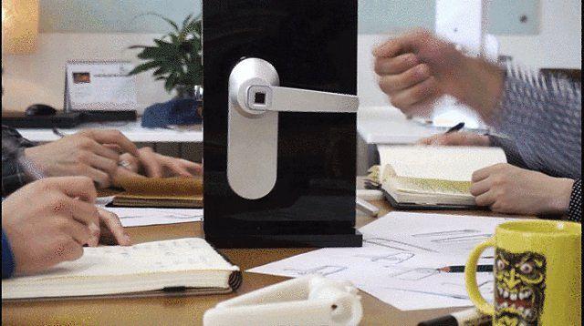 Ola Smart Lock - sam bądź kluczem do drzwi