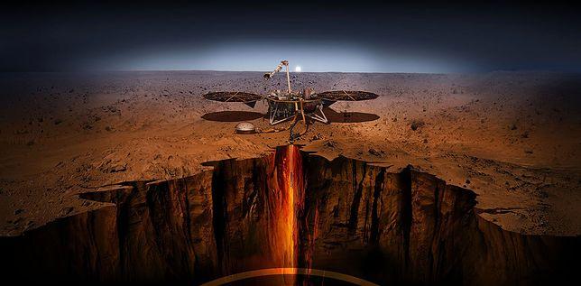 Pierwsze w historii nagranie z Marsa. Posłuchaj dźwięków Czerwonej Planety