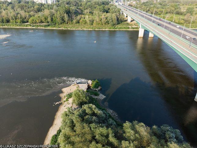 Katastrofa ekologiczna: Zawiodła warszawska oczyszczalnia ścieków Czajka. Wojsko Polskie gotowe do pomocy