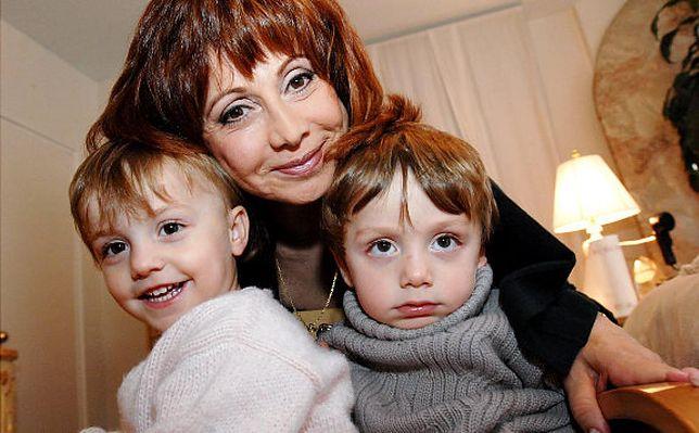 Aleta z dziećmi