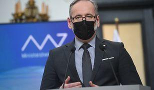 Adam Niedzielski pytany był m.in. o indyjski wariant koronawirusa w Polsce