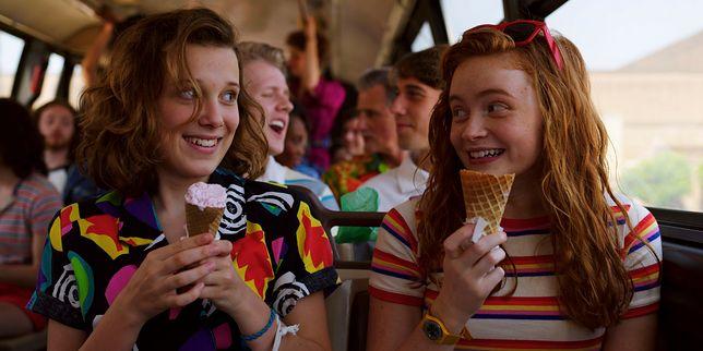 """""""Stranger Things"""" - 3. sezon jest najchętniej oglądanym serialem na Netfliksie"""