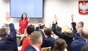 """Sejm. Kolejne posiedzienie Komisji Sprawiedliwości ws. """"ustawy represyjnej"""""""