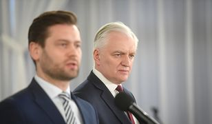 Koronawirus w Polsce a wybory prezydenckie. Liderzy Porozumienia - Jarosław Gowin i Kamil Bortniczuk.
