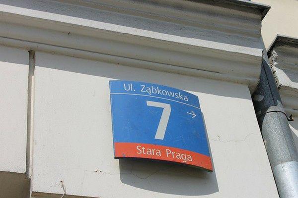 Chcą zamknięcia Ząbkowskiej na odcinku od Targowej do Brzeskiej. Powstanie deptak?