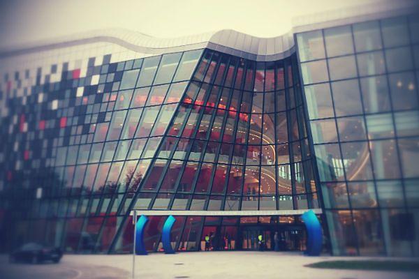 Wielkie otwarcie Centrum Kongresowego ICE Kraków