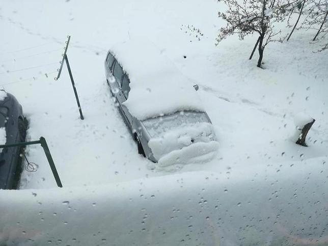 Może spaść nawet 20 cm śniegu