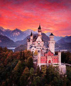 Niemcy. Zamek z bajki, czyli Neuschwanstein. To miejsce zachwyca