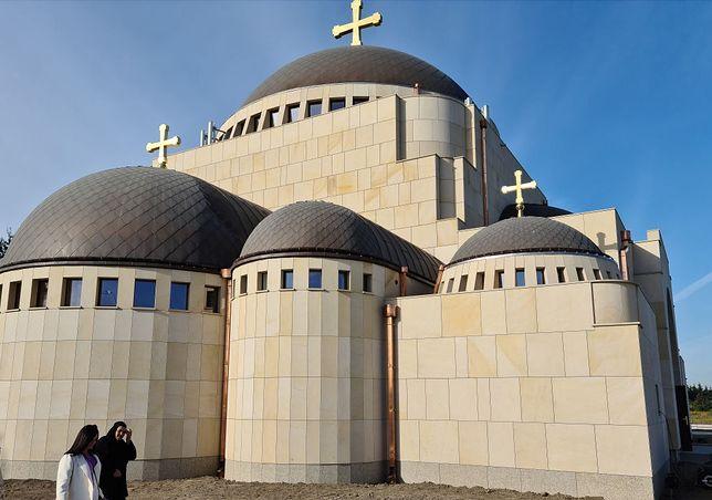 Nowa cerkiew Hagia Sophia w Warszawie