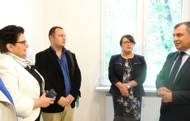 Rodzina z Donbasu zamieszka w Tychach