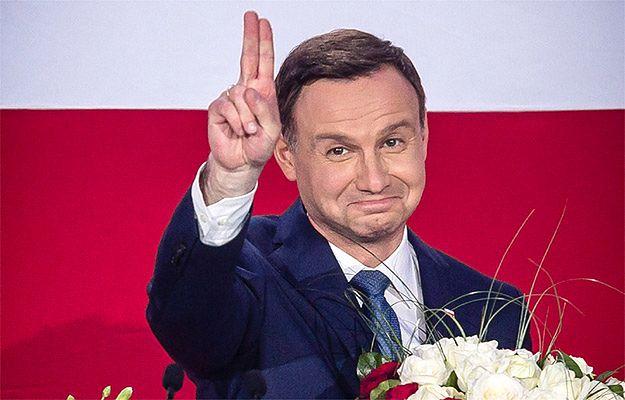 Likwidacja biura poselskiego Andrzeja Dudy w Krakowie