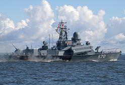 Zderzenie na Morzu Bałtyckim. Kolizja rosyjskiej fregaty i statku towarowego Ice Rose