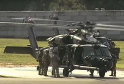 Armia USA ćwiczy nad Morzem Bałtyckim. W manewrach udział biorą też żołnierze ze Szwecji