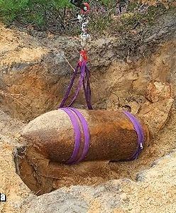 Poszedł na grzyby. Znalazł prawdziwą bombę