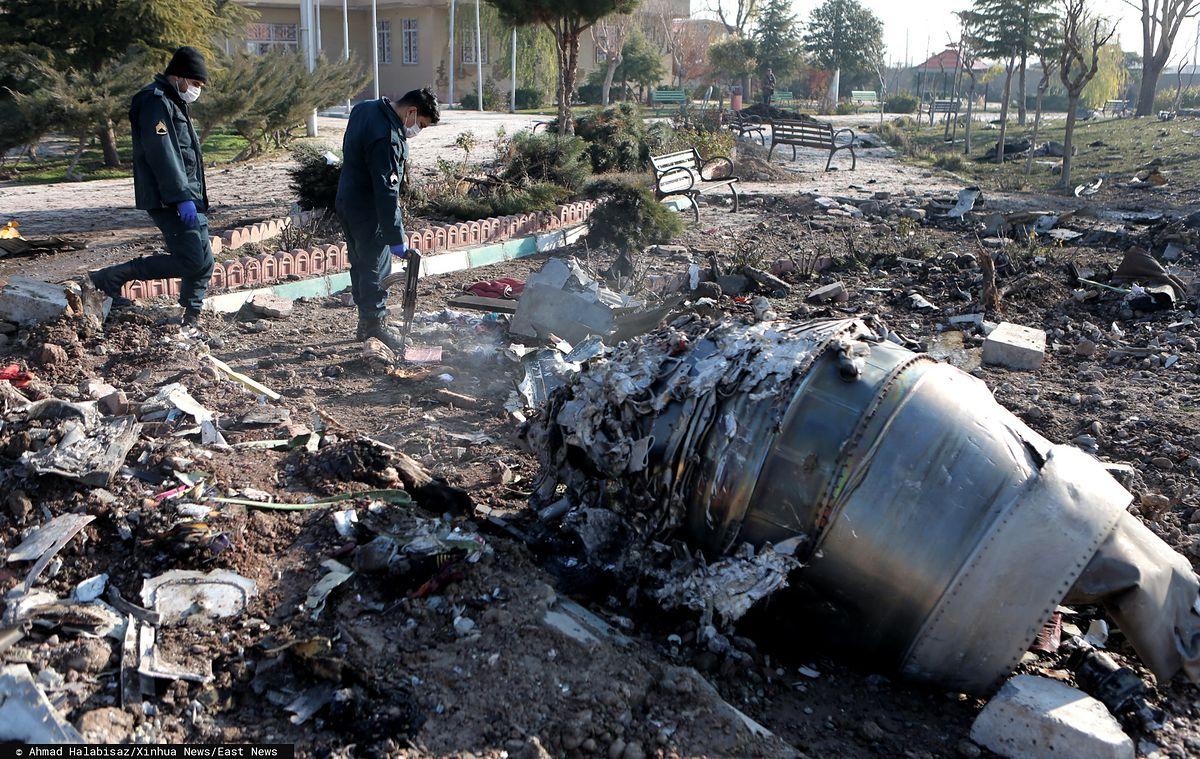 Iran: W Boeinga uderzyły dwa pociski. Nowe wideo odsłania zaskakujące fakty