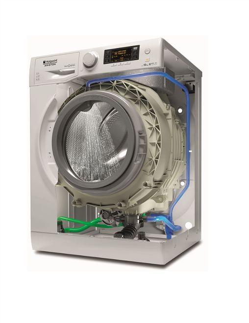 Jak zaprogramować pralkę, aby nie zniszczyć ubrań? HotPoint zna odpowiedź