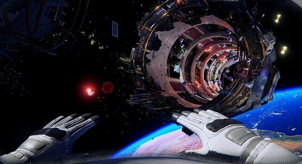 """Adr1ft - pierwszoosobowy symulator astronauty w stylu """"Grawitacji"""""""