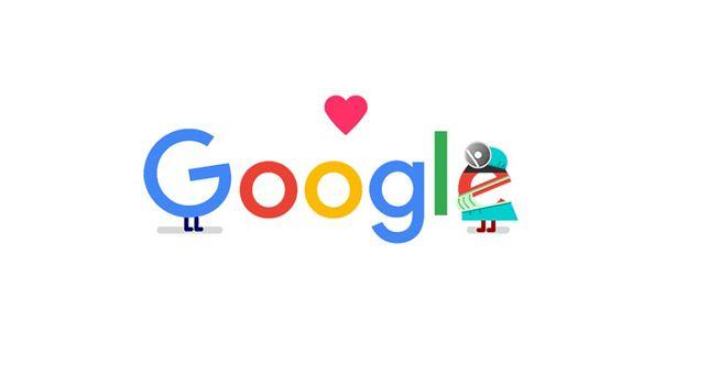Google Doodle w podziękowaniu dla lekarzy i pielęgniarzy