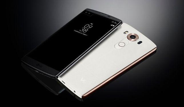 LG V10: podwójny aparat i podwójny ekran!