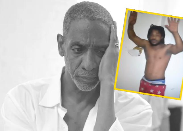 Zastrzelił 70-letniego aktora. Jest nagranie z aresztowania