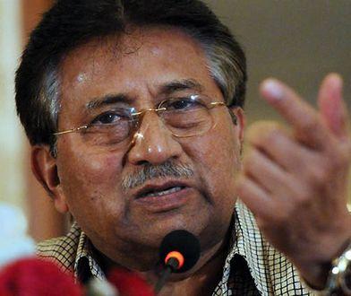 Pakistan: Były prezydent Pervez Musharraf zwolniony za kaucją