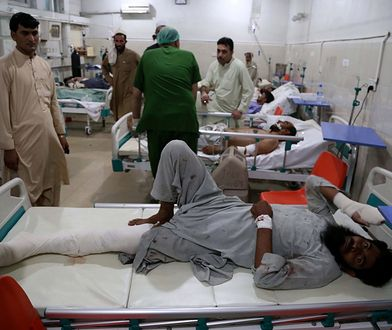 Afganistan. Rośnie liczba ofiar krwawego zamachu samobójczego