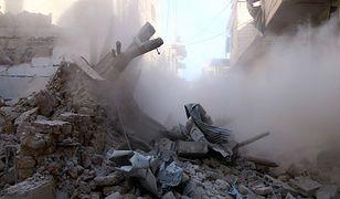 Zamach na weselu w Syrii. Liczba ofiar śmiertelnych wzrosła do 32