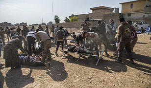 Irak: zamach na weselu. Dziesiątki zabitych i rannych