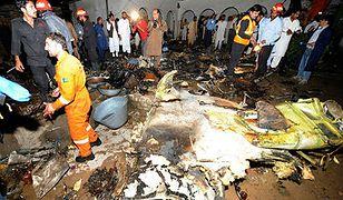 Katastrofa lotnicza w Pakistanie