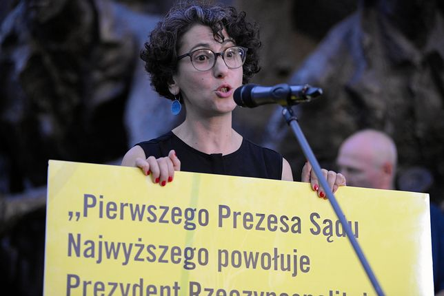 Blokada marszu 11 listopada przez 14 kobiet. Sąd kazał znów zająć się sprawą