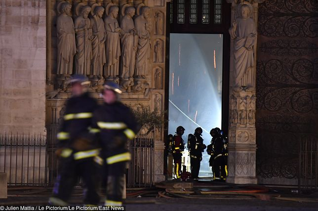 Notre Dame. Nowe informacje