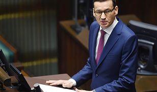 Sejm. Premier Mateusz Morawiecki wygłosi expose. Po wystąpieniu premiera głos zabierze prezydent Andrzej Duda