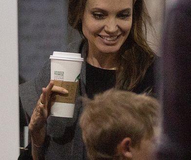 Na lotnisku można spotkać m.in. Angelinę Jolie