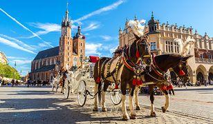Co roku do Krakowa przyjeżdżają tłumy turystów