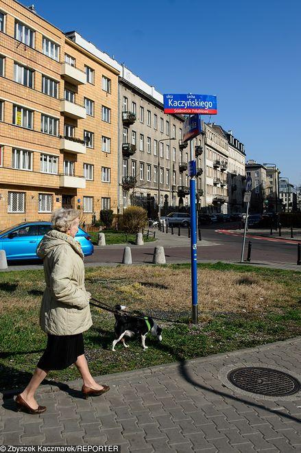 Al. Armii Ludowej została zmieniona na ul. Lecha Kaczyńskiego. Teraz wróci poprzednia nazwa