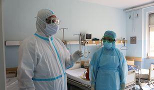 Koronawirus w szpitalu w Żyrardowie. Pacjenci i personel na kwarantannie