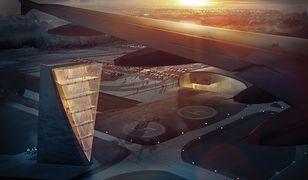 Tak mogłoby wyglądać lotnisko w Modlinie!