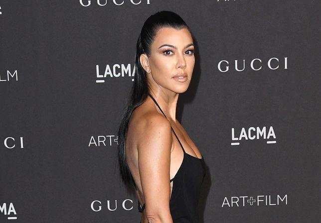 Kourtney Kardashian przyznała, dlaczego lubi pozować nago