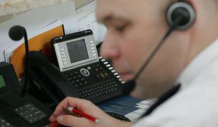 45 proc. zgłoszeń na numery alarmowe są fałszywe, złośliwe lub nieuzasadnione