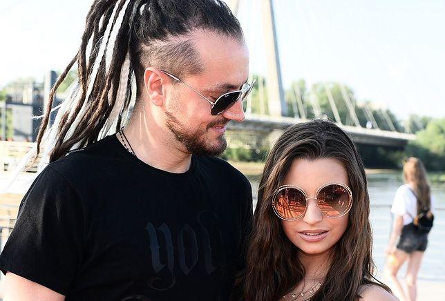 Julia Wieniawa i Aleksander Baron