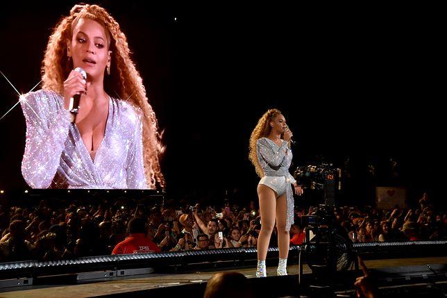 Na koncercie Beyonce podczas festiwalu Coachella pod sceną zgromadziło się 125 tysięcy ludzi