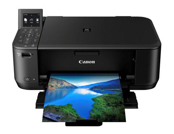 Cztery nowe drukarki Canon Pixma