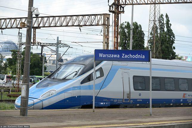 Warszawa. Na Dworzec Zachodni dojedziemy tramwajem